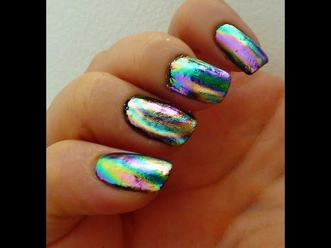 How To Make Foils Last Longer On Nails