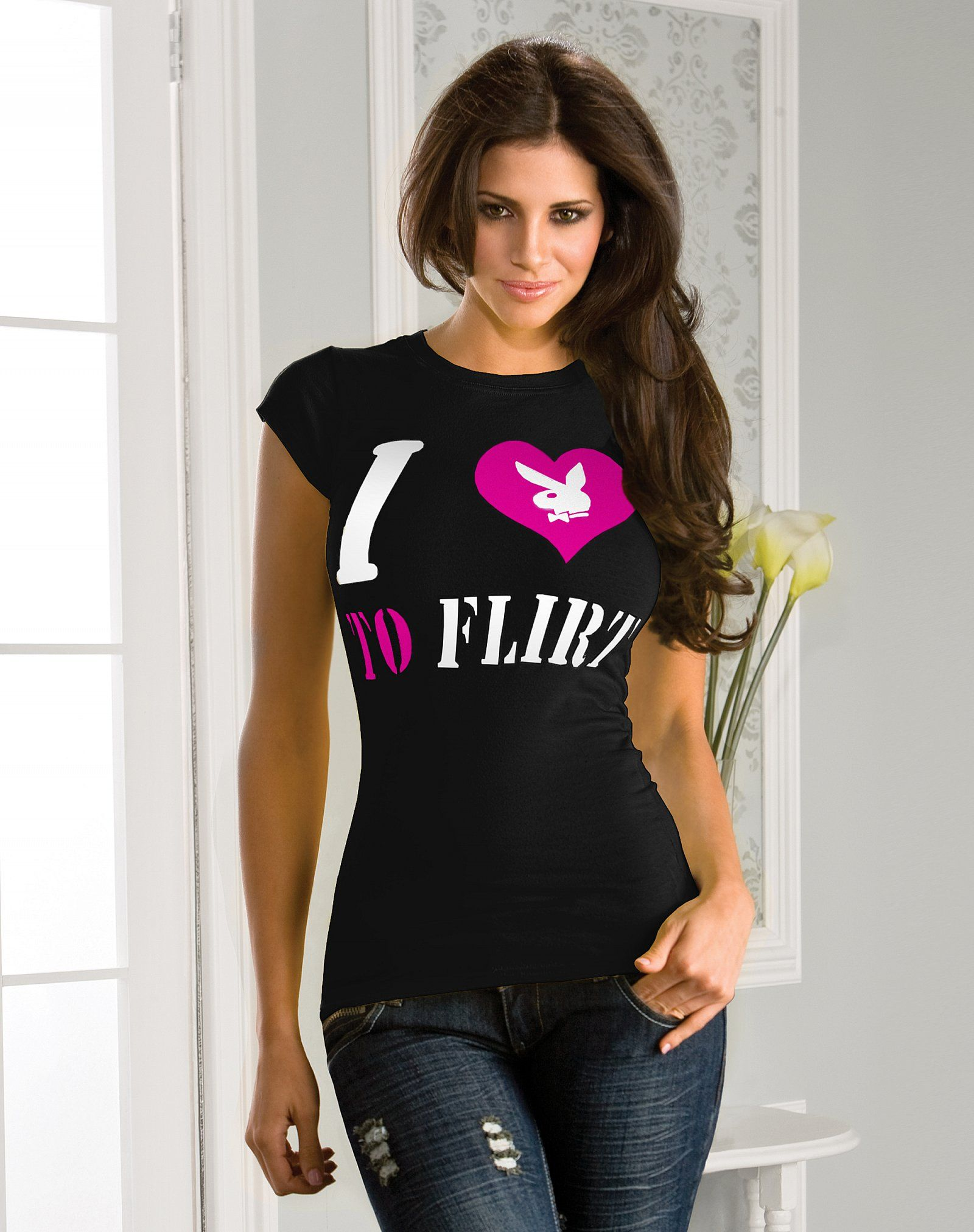 Hope Dworaczyk Miss April 2009 Playmate Of The Year 2010 Hope Dworaczyk Women Lovely Tops