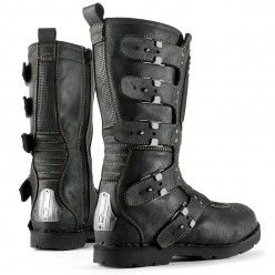 Bottes Moto ICON Elsinore Johnny Black |
