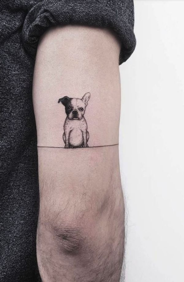 Photo of 55 Small Tattoo Designs For Men With Deep Meanings – Best Tattoos