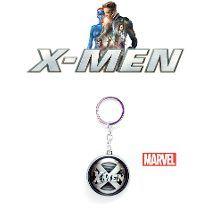 Llavero De X-men - Silver Hombres X Marvel