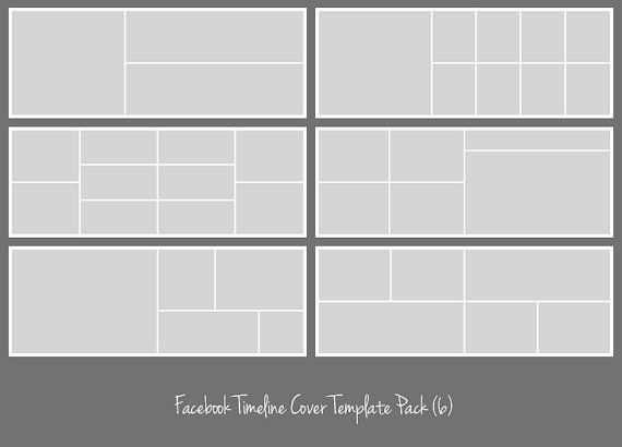 Facebook Timeline Cover Template Pack, Photographers, Storyboard