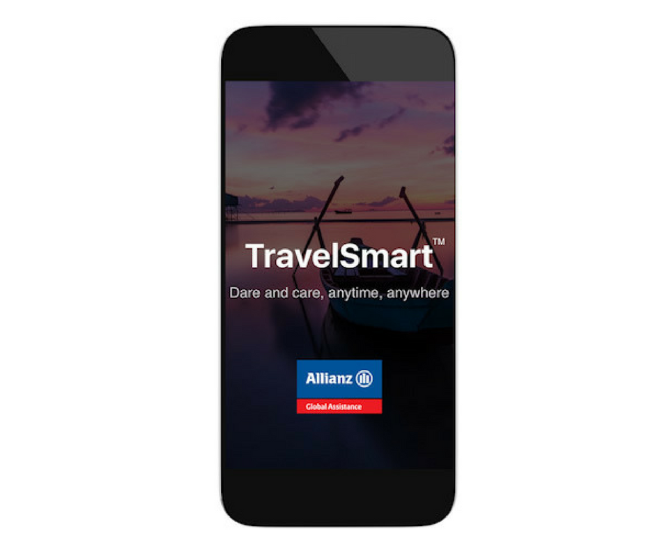 TravelSmart app is a great way for travelers to feel safe