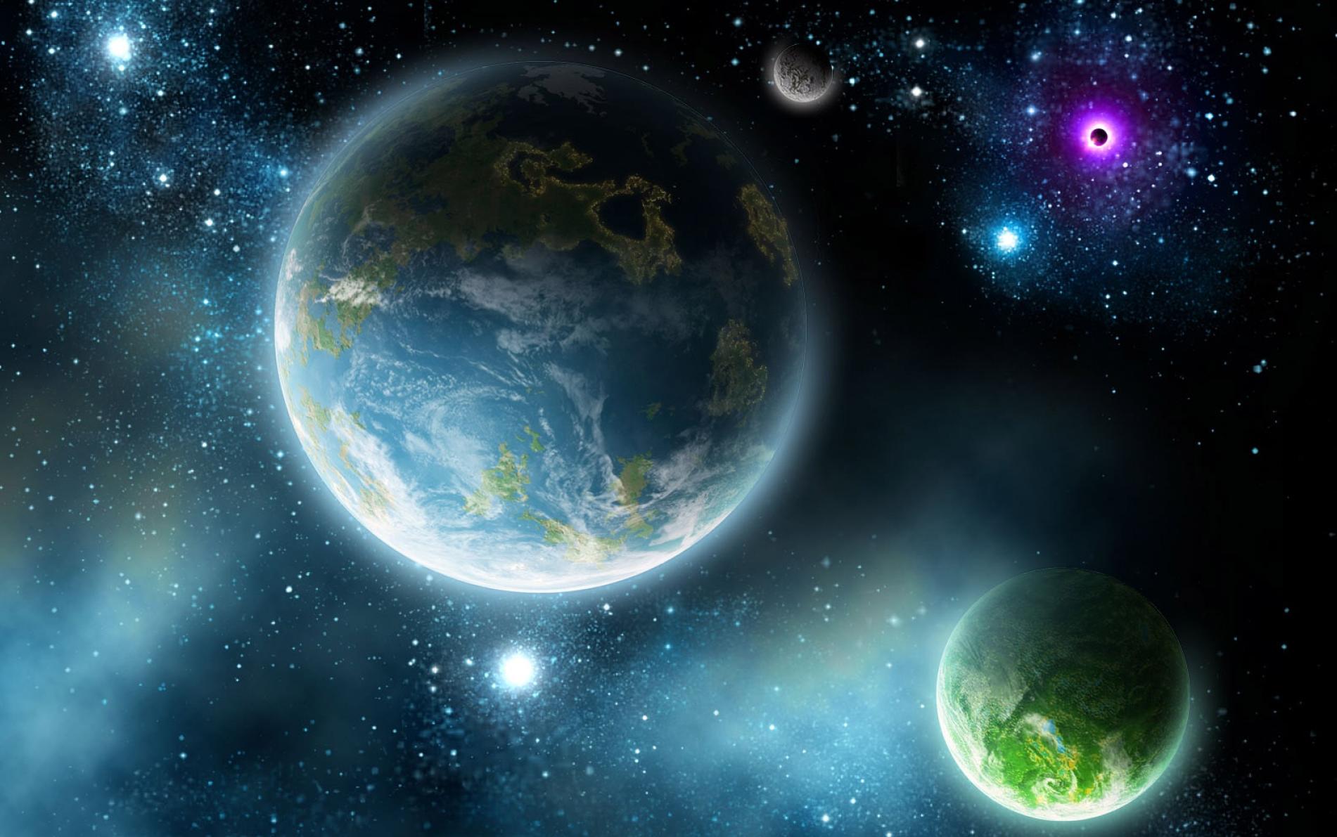 13+ Раскраска Космос Планеты