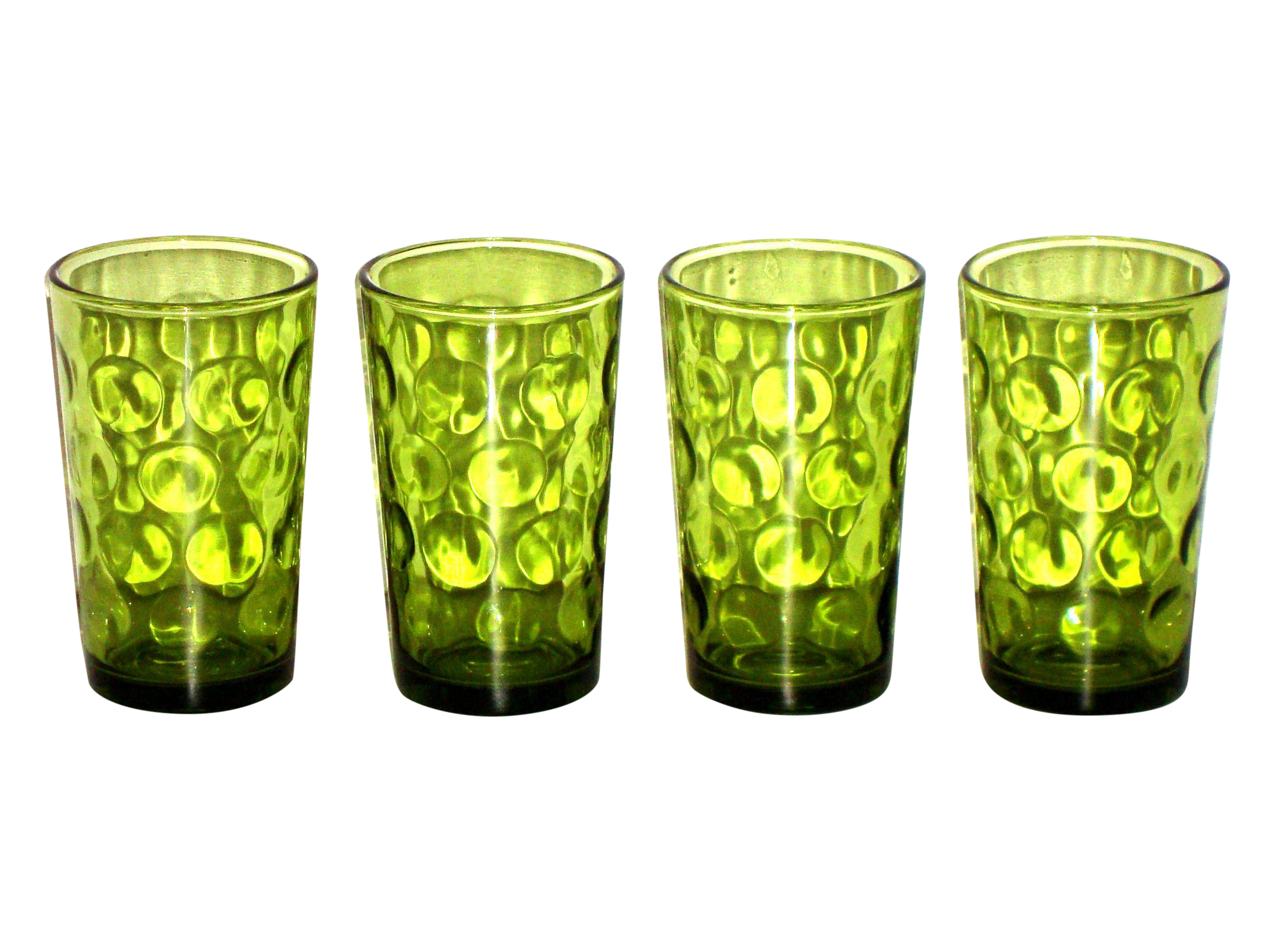 decor eating barware four htm barcraft fit decorative shot categories image tall drinking set iridescent of glasses
