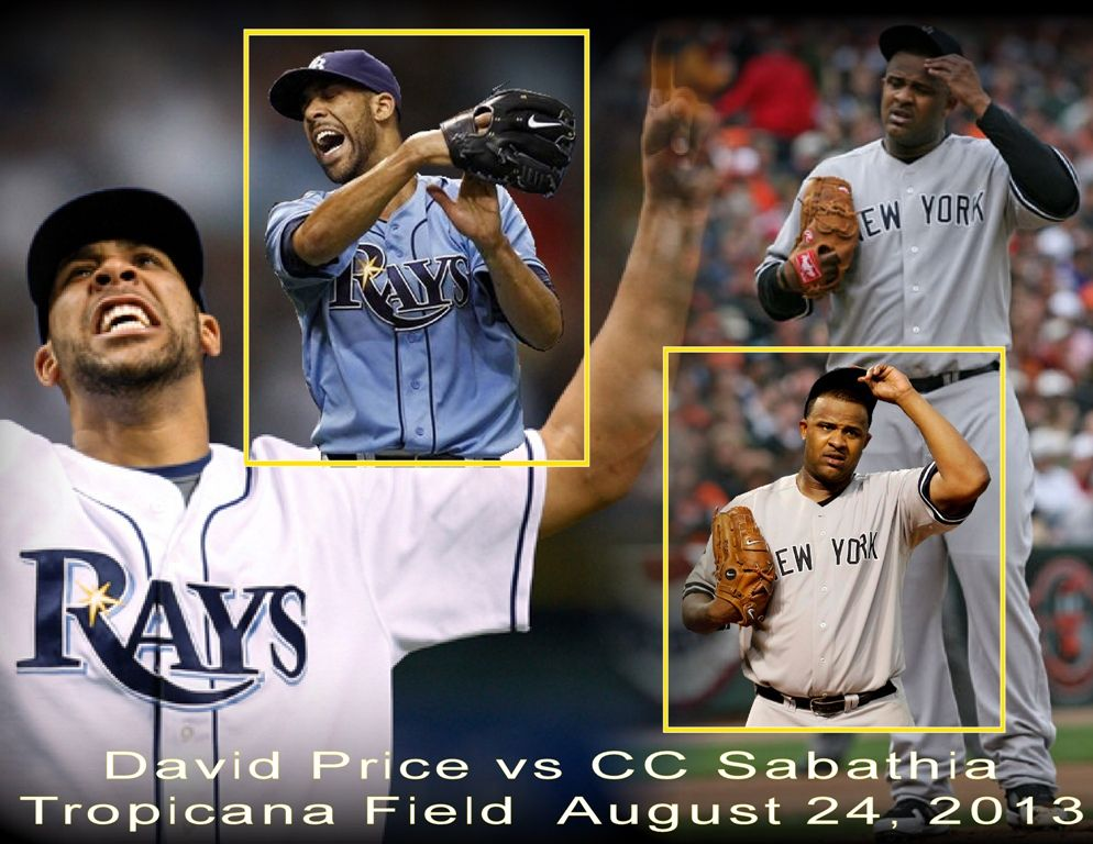 LET'S GO RAYS! (With images) Tampa bay rays, David price