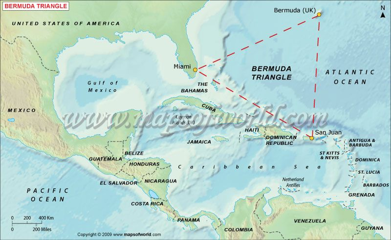 Bermuda Triangle Google Image Result For Http Www Mapsofworld