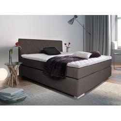 Premium Boxspringbett Inkl Kopfteil 8211 100 X 200 Cm Mobel Eins In 2020 Box Spring Bed Bed Springs Master Bedroom Furniture