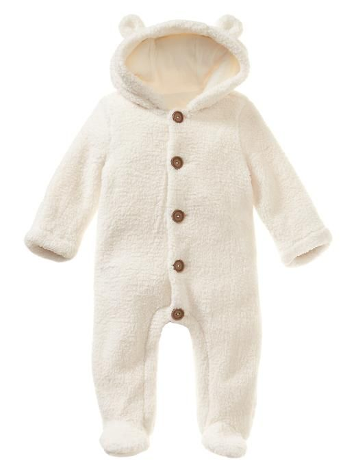 29c4c0c3a Adorable baby bear (almost as cute as LL Bean's)! Gap | Baby #1 ...