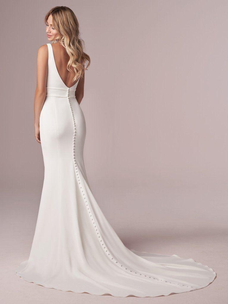 Danica By Rebecca Ingram Wedding Dresses And Accessories Wedding Dresses Crepe Wedding Dress Maggie Sottero Wedding Dresses [ 1024 x 768 Pixel ]