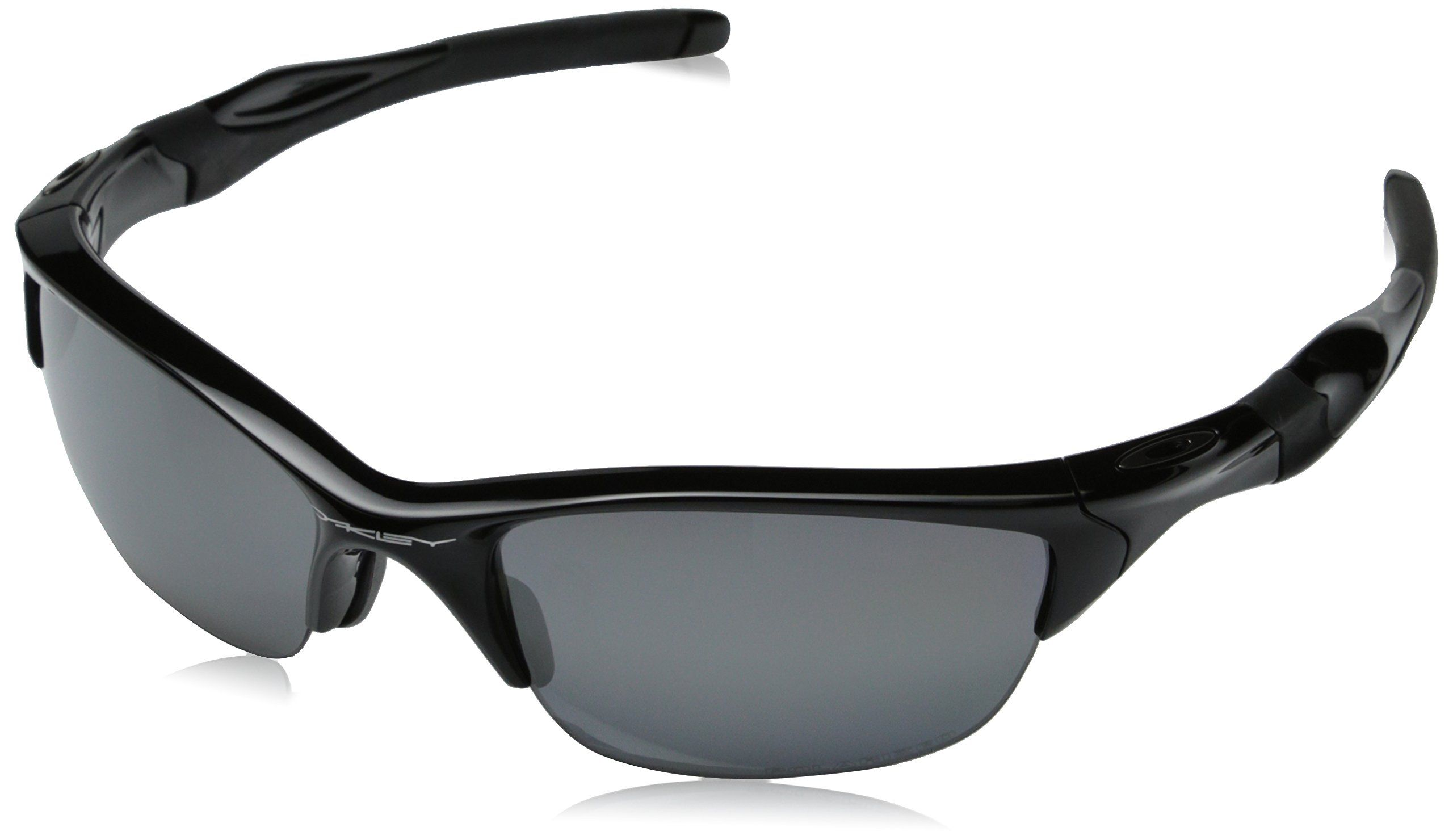 oakley men's half jacket 2.0 polarized oval sunglasses