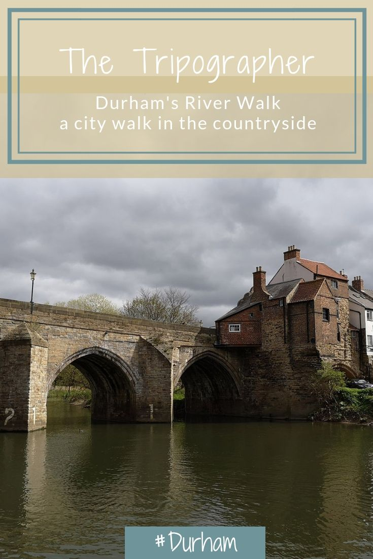 Explore Durham From The Riverbank For A Different View Of This