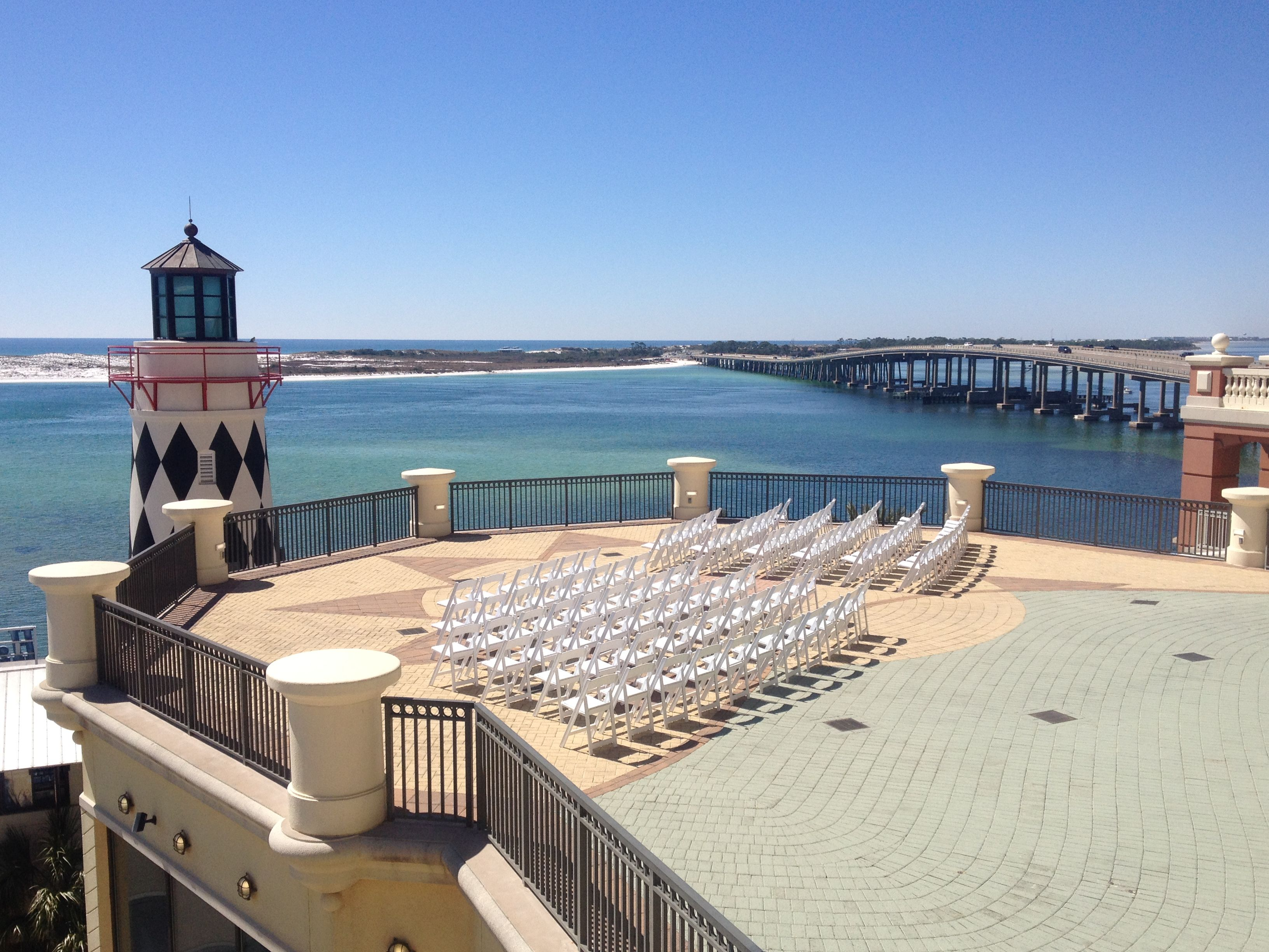 Destin Florida Wedding Venue Emerald Grande Emerald