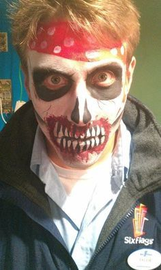 zombie pirate makeup - Yahoo Image Search Results