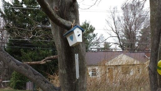 Mini Birdhouse Chime