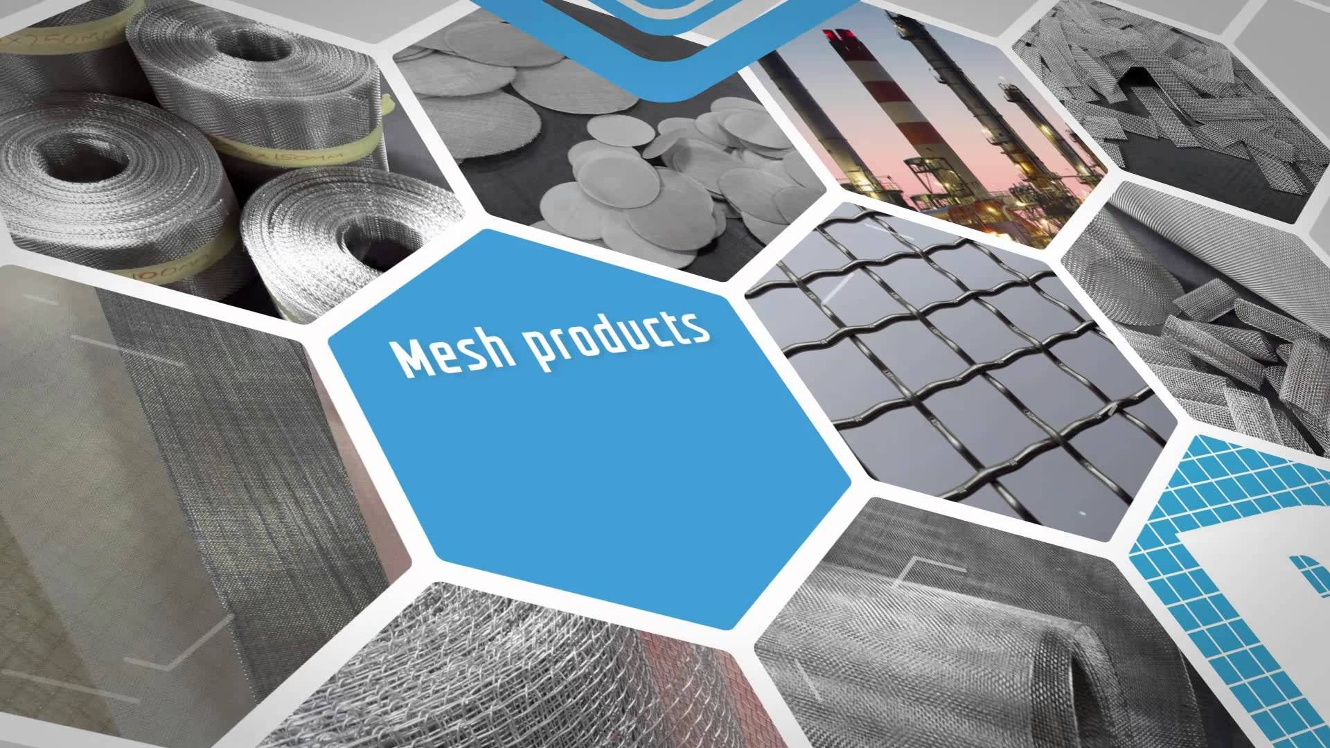 Pin by HIGHTOP METAL MESH on Wire Mesh Discs | Pinterest | Wire mesh