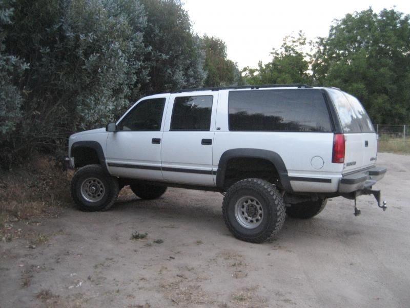 Built Suburban Pics Page 5 Pirate4x4 Com 4x4 And Off