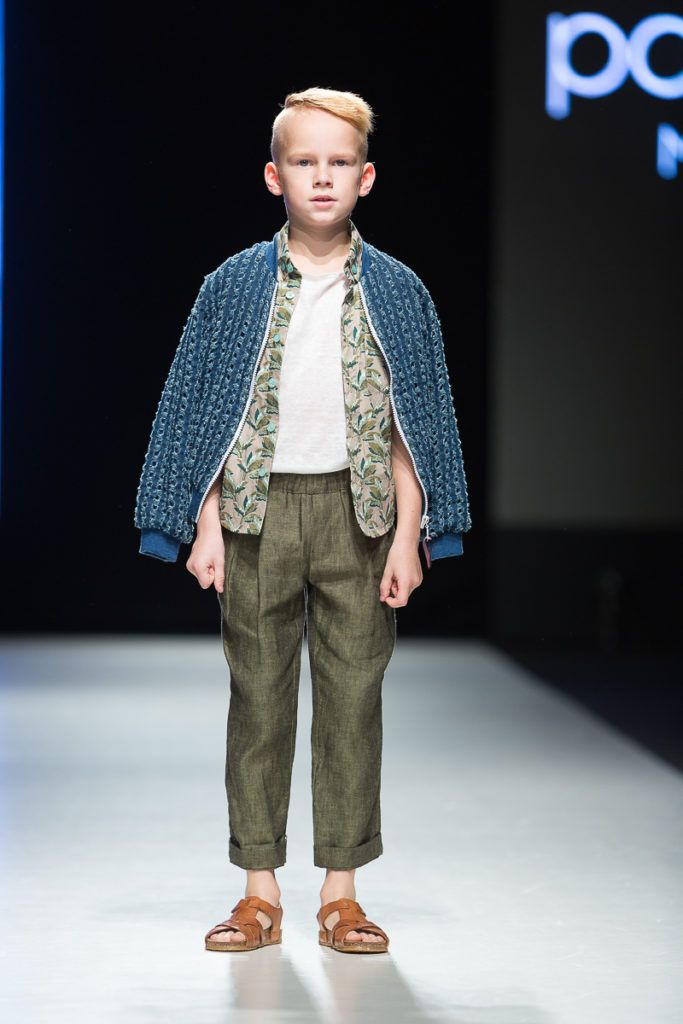 c18d128db534 Paade Mode SS18 collection  Travel Notes  at Riga Fashion Week