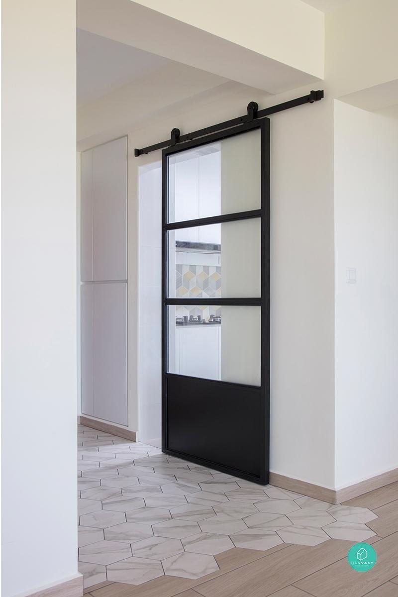 Minimalist Hdb Design: Under $40,000: 8 Non-Basic 4-Room HDB Renovations We Love