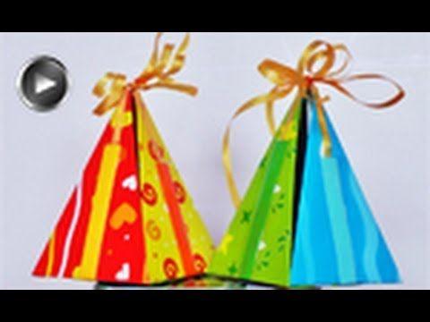 Cajita para regalitos  Manualidades para regalarGift box DIY