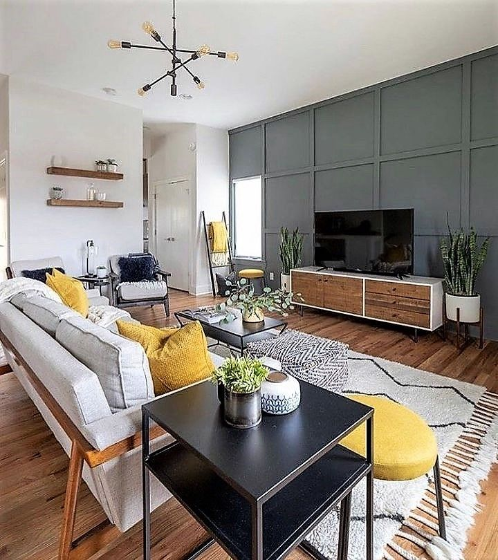 how to create a simple accent wall in 2020 accent walls on accent wall ideas id=50279