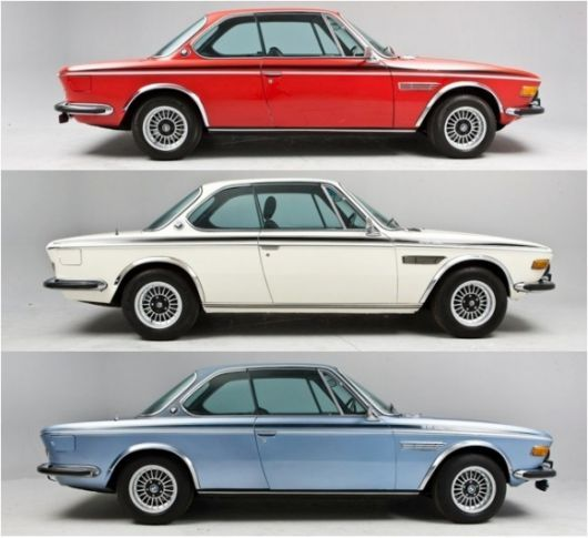 1972 1973 1974 Bmw Csl E9 Coupe Collection Reminds Me Of