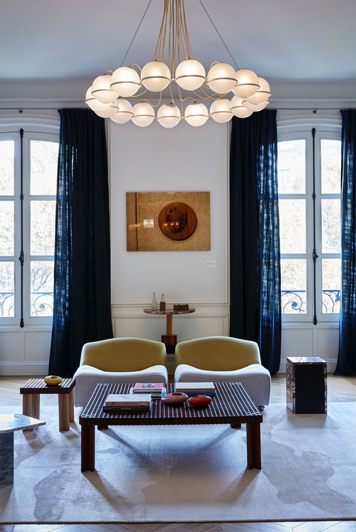 wonderful apartment in the heart of paris art deco on modern kitchen design that will inspire your luxury interior essential elements id=56678