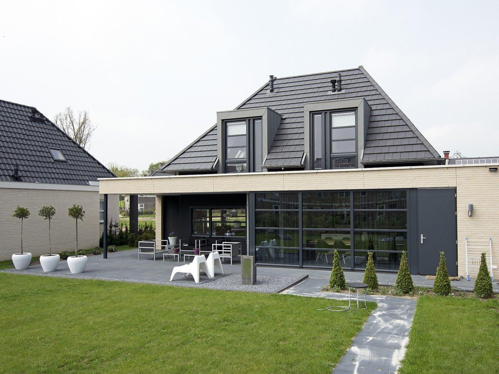 huis landelijk modern - Google Search | Building design ...