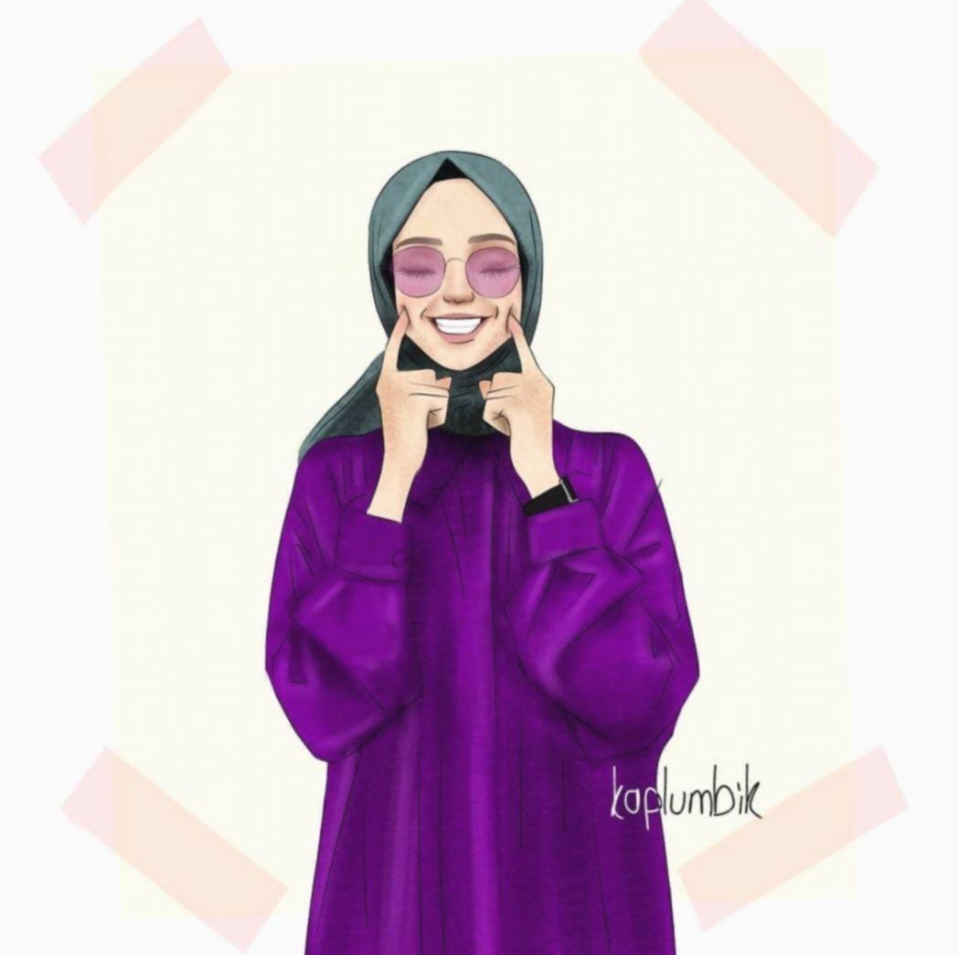✓ Fashion Drawing Sketches Hijab Topmodels Tiktok
