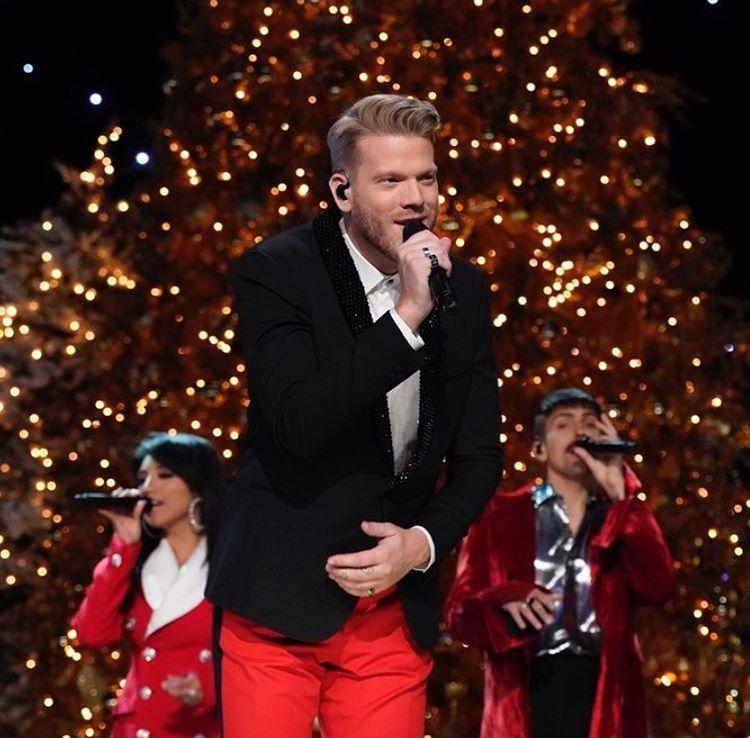 A Very Pentatonix Christmas.A Very Pentatonix Christmas Go Where The Music Takes You