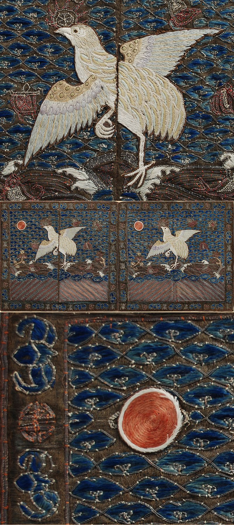 Asian textiles from china
