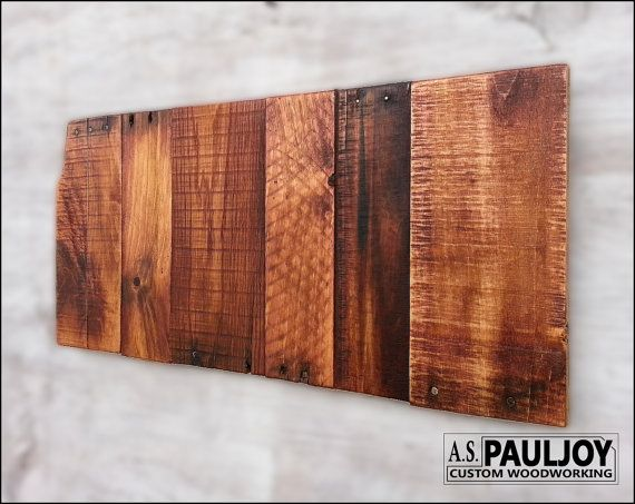 Distressed Rustic Pallet Wood Blank Sign Plaque By Aspauljoy With Images Wood Pallets Custom Woodworking Wood Pallet Signs