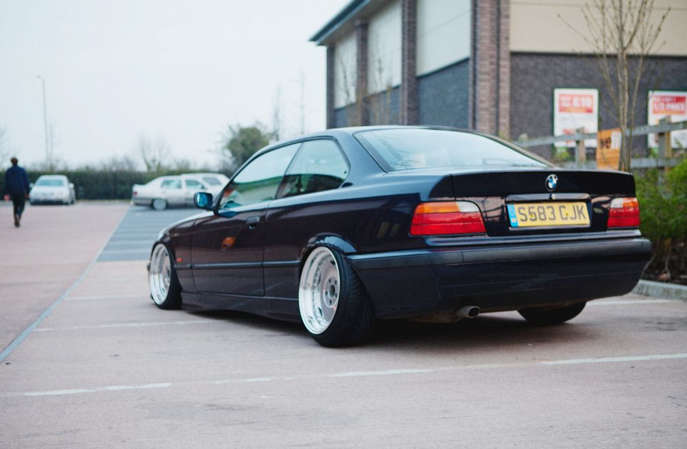 e36 coupe stance is lifestyle pinterest coupe bmw and bmw e36. Black Bedroom Furniture Sets. Home Design Ideas