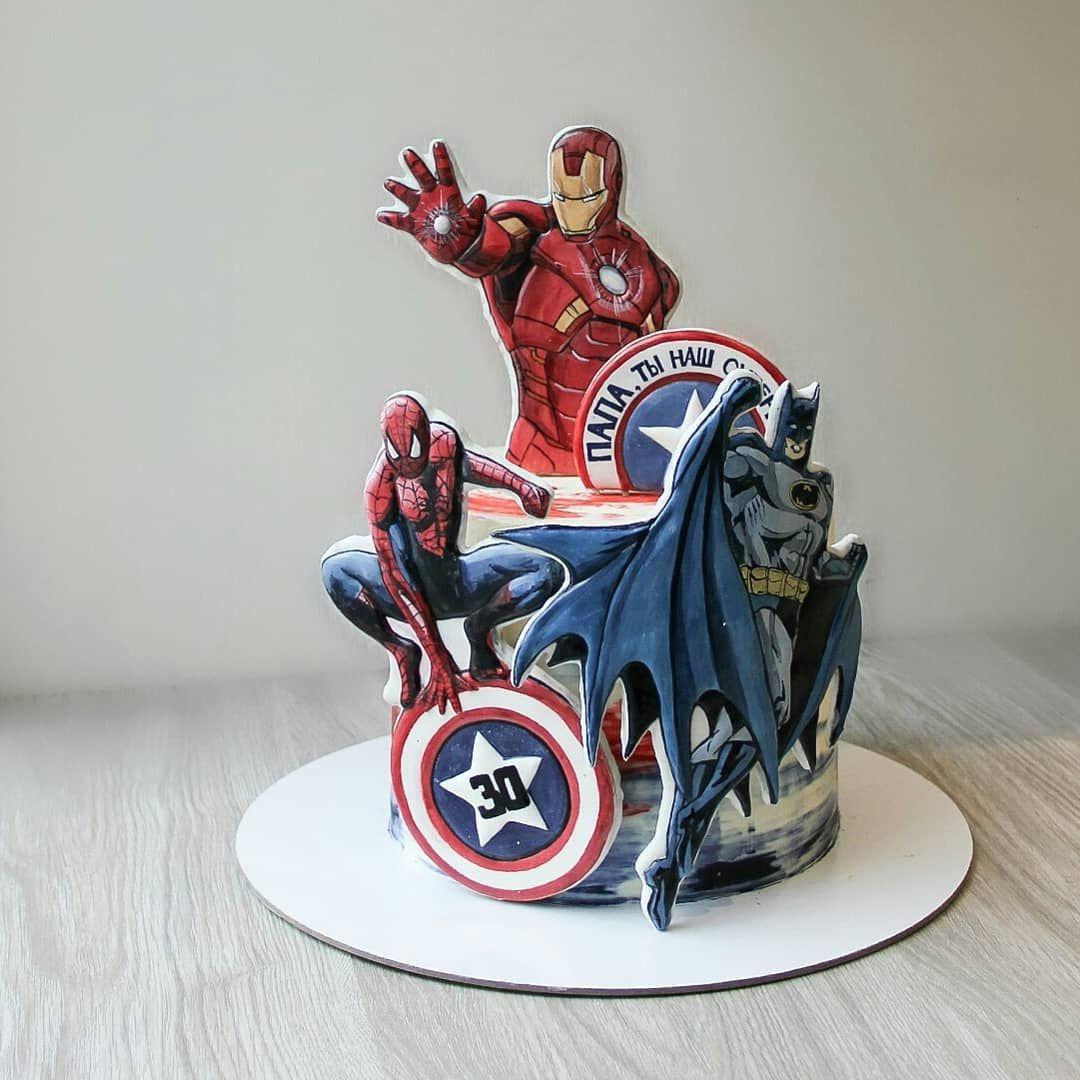 Нет описания фото.   Торты на день рождения мальчика, Торт ...