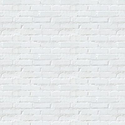 Bagged Brick White Brick White Brick Background White Paint Colors