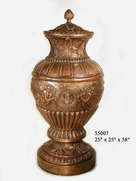 Bronze Fountains Statues Bronze Urns Vases Planters T