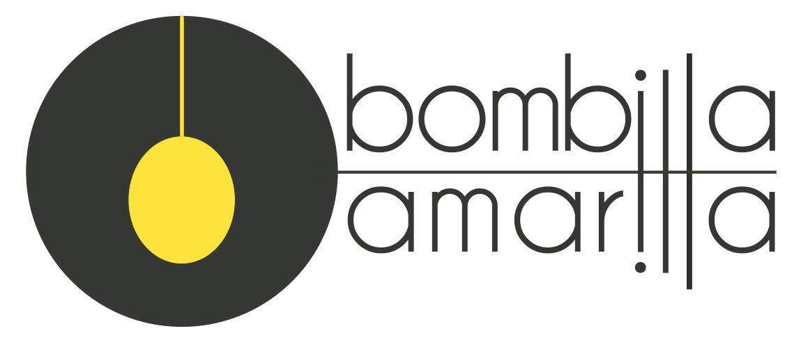 Logo bombilla amarilla   www.bombillaamarilla.com