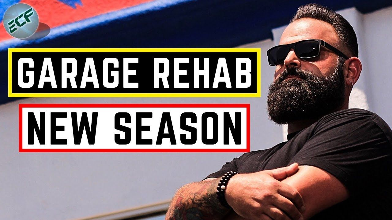Russell J Holmes Became Famous For Appearing In Garage Rehab