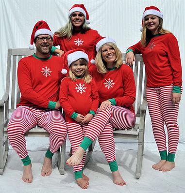 snowflake matching christmas pajamas available at wholesale price here httpswww - Wholesale Christmas Pajamas