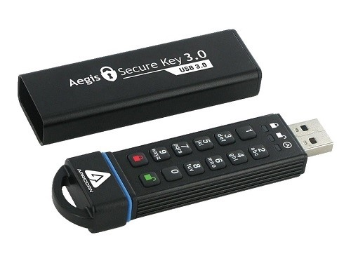 Apricorn Aegis Secure Key 3.0 USB flash drive