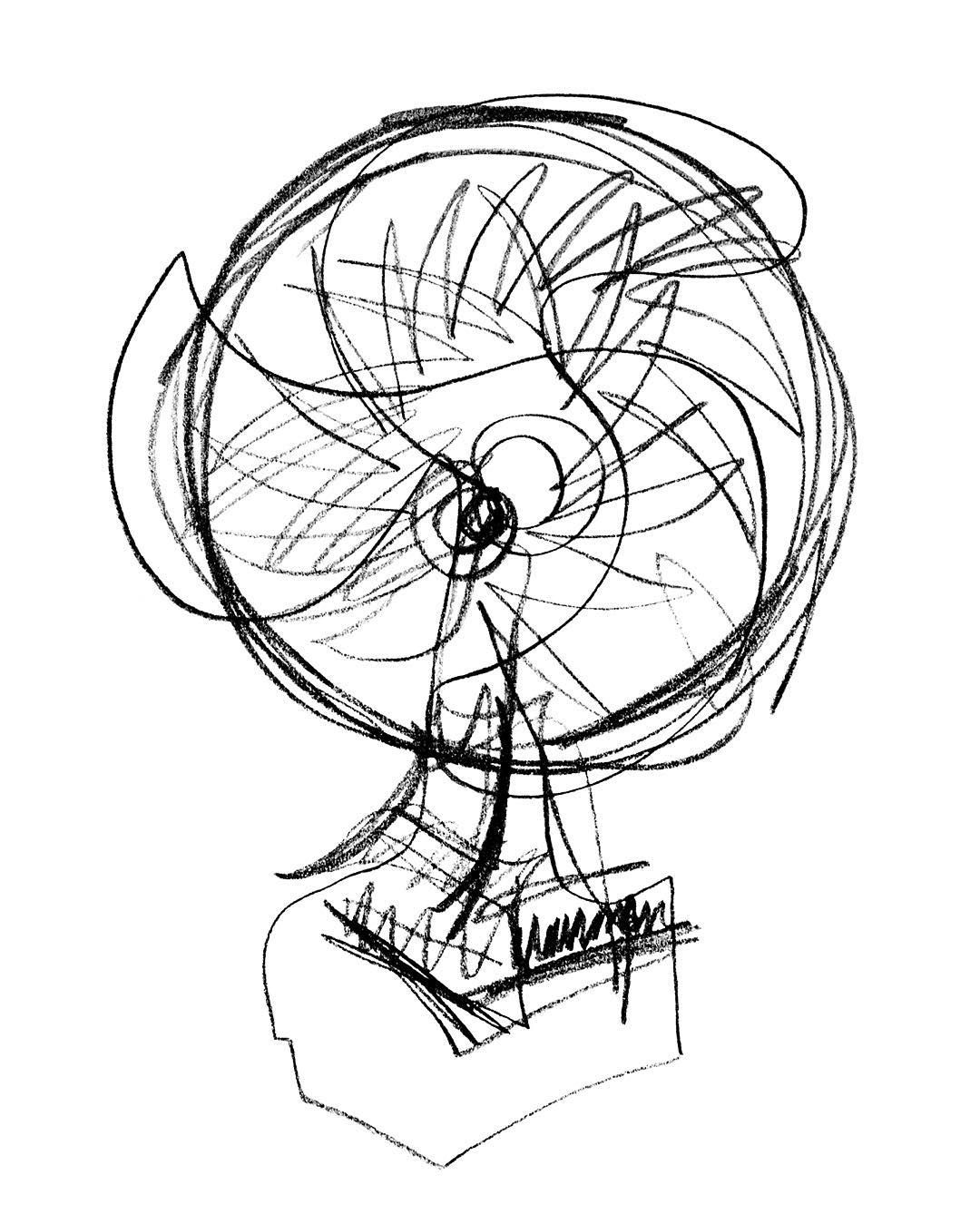 I love the freedom of #blindcontourdrawing - I should do one every morning. #blindcontour #conte #art #arte #dibujo #illustration #drawing #newmedium #drawingart #drawstagram #drawingclass #drawingskills #drawingoftheday #drawingsofinstagram #draw #sketch