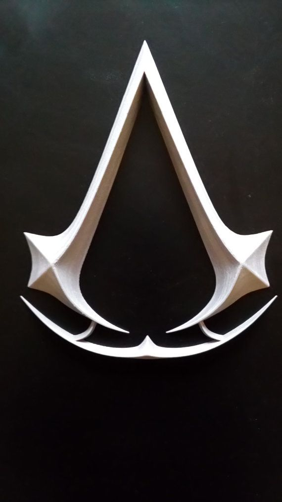 Logo Assasin S Creed Impression 3d Assassins Creed Tattoo