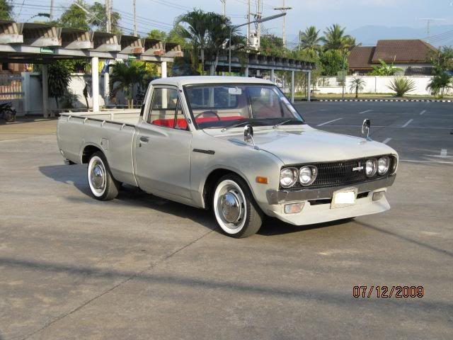 Japan Classic Datsun 620 | Datsun 620 | Pinterest | Nissan ...