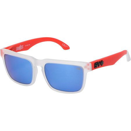 84e15a28d4da97 Spy Sunglasses Helm Ken Block Team America Sunglasses at Zumiez   PDP