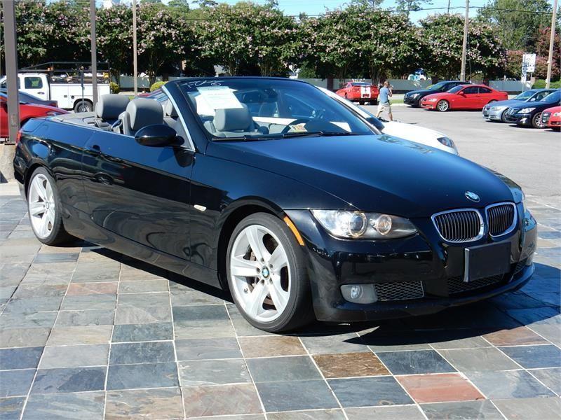 2007 BMW 335I  65981 miles, Black exterior color with a Gray interior, 3.0L L6 FI DOHC 24V Engine, Automatic Transmission