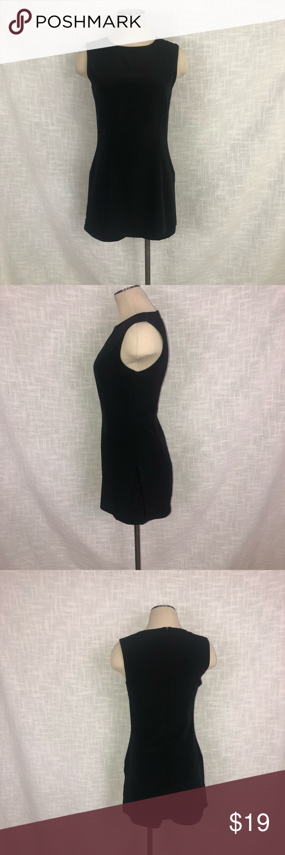 Black Costume With Shorts Beneath