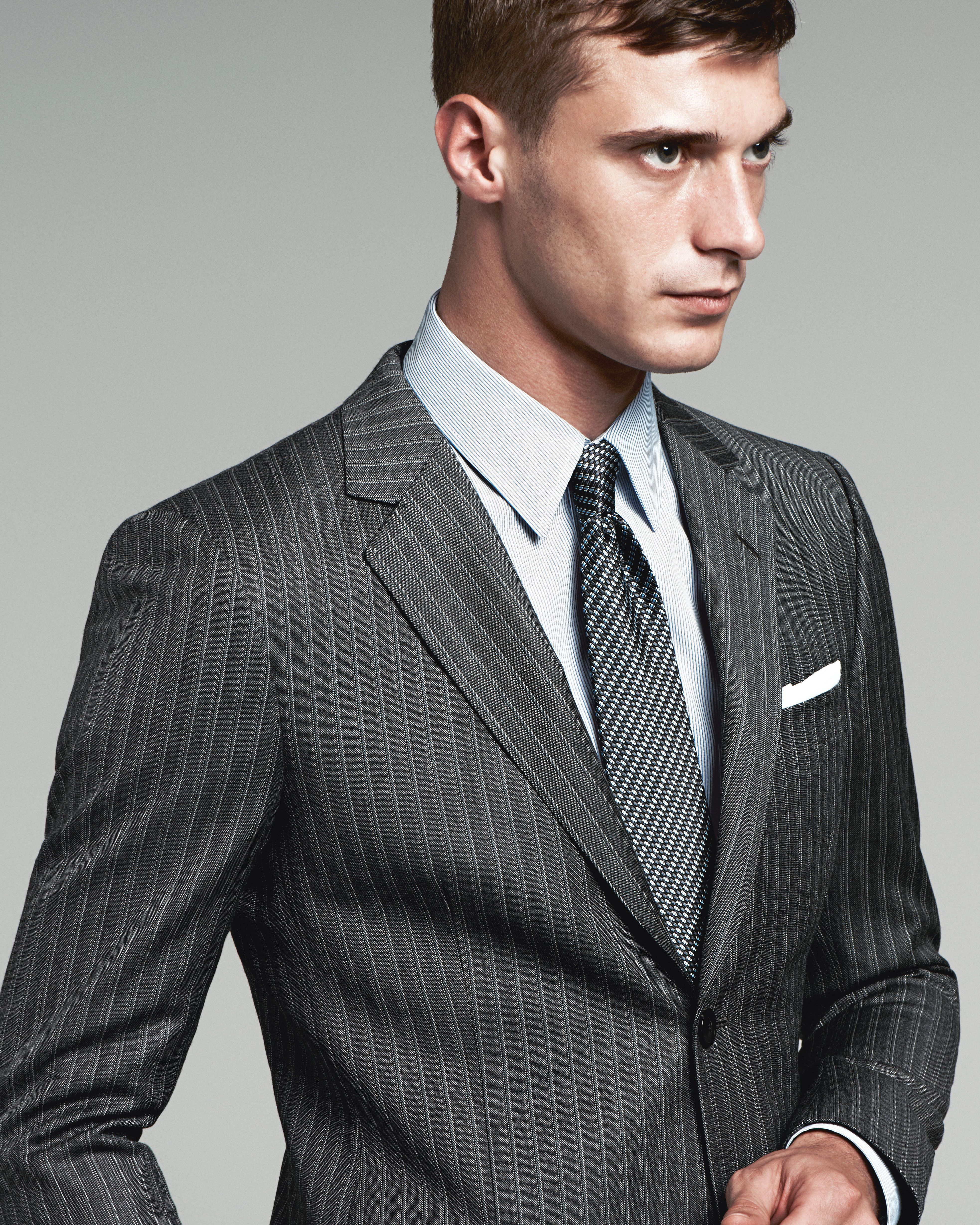 The Brera - At once a traditional and contemporary suit, the ...