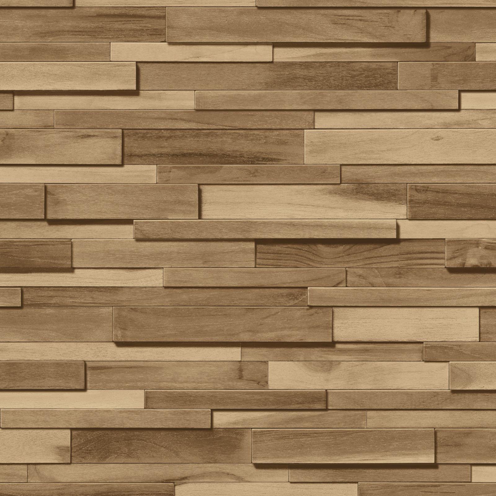 muriva en bois ardoise papier peint 2 couleurs disponibles marron gris bedroom h2ome. Black Bedroom Furniture Sets. Home Design Ideas