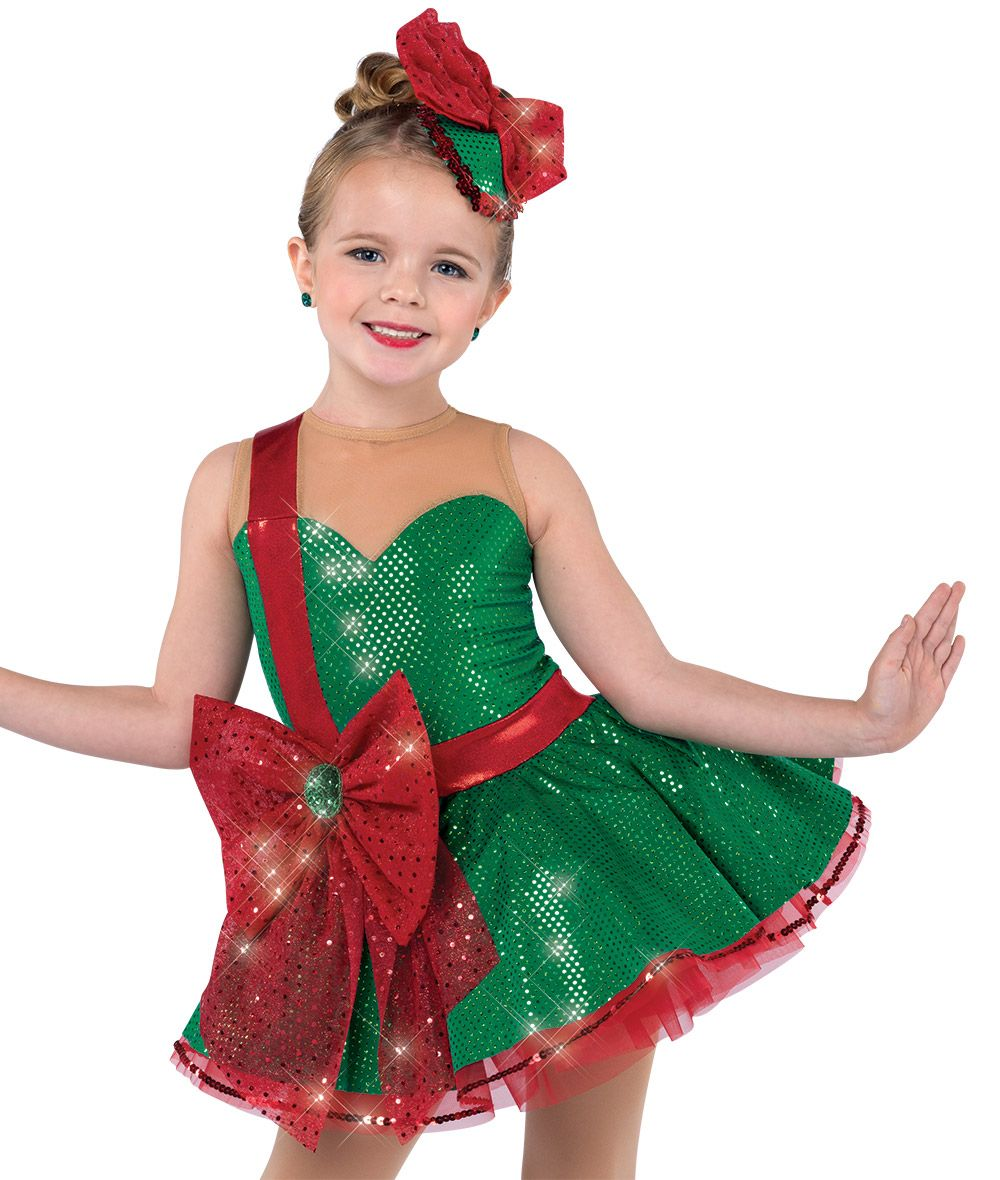 Gift For You Christmas Dance Costumes Cute Dance Costumes Dance Outfits
