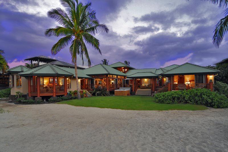 hawaii beach house